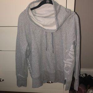 Calvin Klein Performance Cowl Neck Sweatshirt